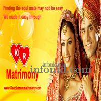 kandharamMatrimony.com - Find lakhs of Brides and Grooms on kandharamm